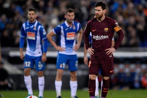 Barca vs Espanyol (3h30 ngay 261) Ngay ra mat cua bo ba CMS hinh anh 2