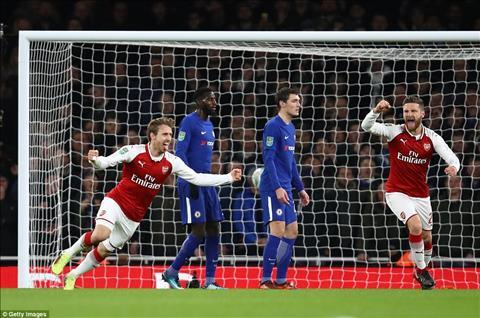 Nhung diem nhan sau tran Arsenal 2-1 Chelsea hinh anh 5
