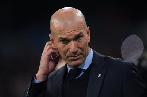 Zidane noi gi sau that bai nhuc nha cua Real truoc Leganes hinh anh