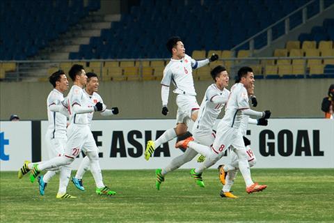 Thay doi lon nhat cua U23 Viet Nam duoi thoi Park Hang-seo la tinh than. Anh: AFC.