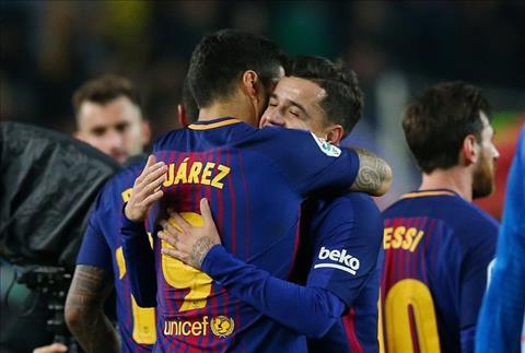 Coutinho nghi gi ve Messi va Iniesta hinh anh