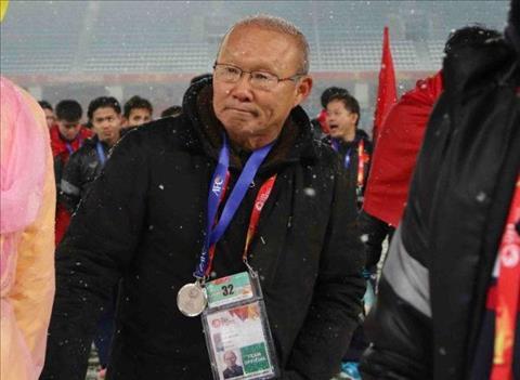 Bao Han Quoc noi ve thach thuc voi HLV Park Hang Seo sau thanh cong o U23 Viet Nam hinh anh