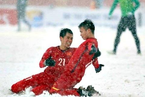Quang Hai vs U23 Uzbekistan