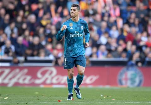 Mbappe Ronaldo van la mot cau thu hang dau hinh anh