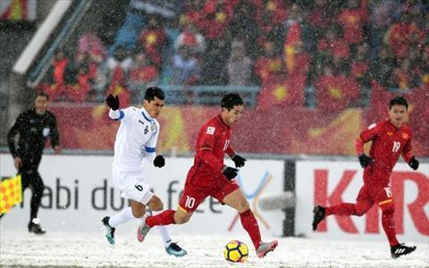 Hau U23 chau A Truyen thong chau A van coi U23 Viet Nam la nha vo dich that su hinh anh