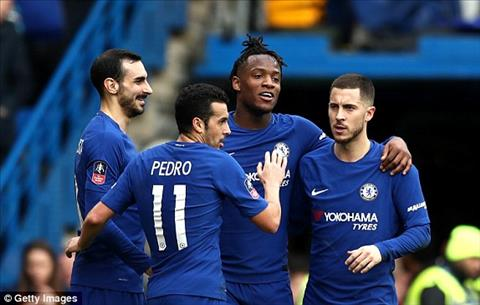 Tong hop Chelsea 3-0 Newcastle (Vong 4 FA Cup 201718) hinh anh