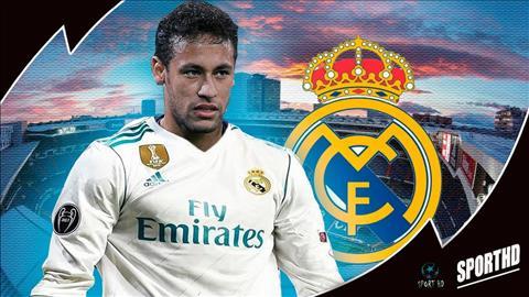 Tien dao Neymar noi gi truoc tin don duoc Real quan tam hinh anh