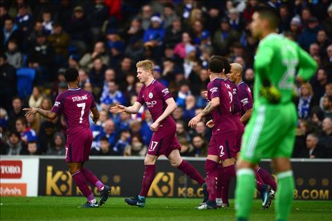 Cardiff City 0-2 Man City Su khac la day hiem hoa hinh anh 2