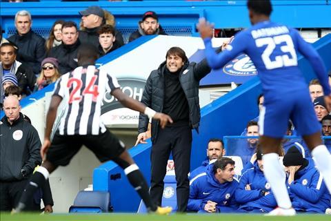 Conte ca ngoi sao Chelsea sau chien thang truoc Newcastle hinh anh