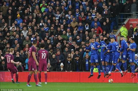 Thay gi sau tran Cardiff 0-2 Man City hinh anh 2
