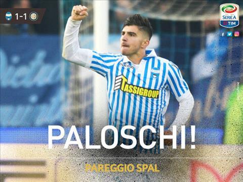 Tong hop SPAL 1-1 Inter Milan (Vong 22 Serie A 201718) hinh anh