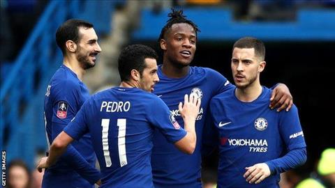 Hazard in dau giay trong ca 3 ban thang ma Chelsea co duoc