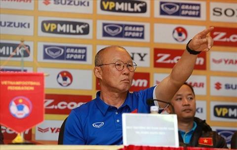 Thay Park than trong Khi VCK U23 chau A moi chi la khoi dau hinh anh