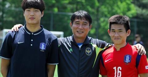 HLV U23 Han Quoc khong ngai lo chien thuat dau U23 Viet Nam hinh anh