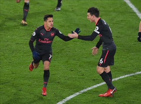 Huyen thoai Arsenal canh bao Sanchez va Koscielny hinh anh