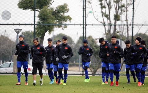 Diem tin toi 31 U23 Viet Nam gap kho tai Trung Quoc hinh anh