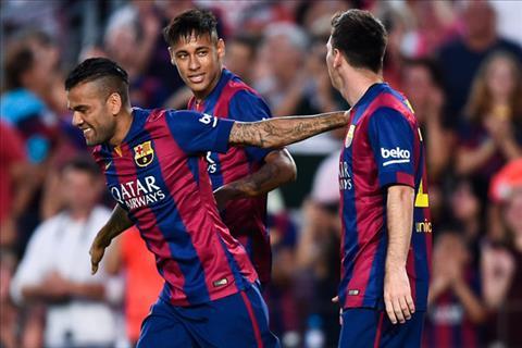 Dani Alves tiet lo ly do thuc su khien tien dao Neymar roi Barca hinh anh 2
