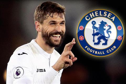 Tottenham san sang ban tien dao Fernando Llorente cho Chelsea hinh anh