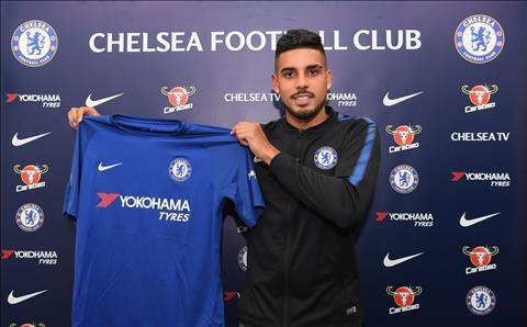 Hậu vệ Emerson của Chelsea tự tin hướng tới mùa giải mới hình ảnh