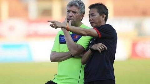 VFF có thể chọn chuyên gia Hàn Quốc thay thế GĐKT Jurgen Gede hình ảnh