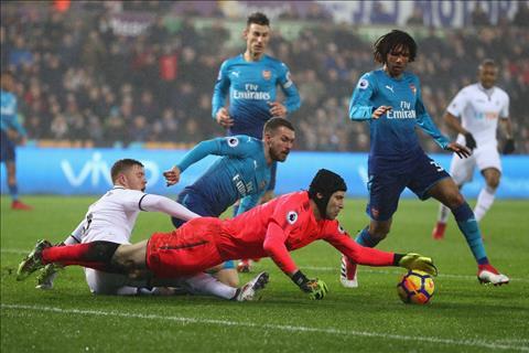 Quan diem Mkhitaryan va Aubameyang van la chua du de cuu Arsenal hinh anh 3