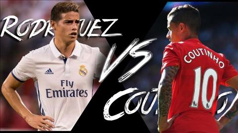 Tien ve James Rodriguez co the the cho Coutinho hinh anh 2