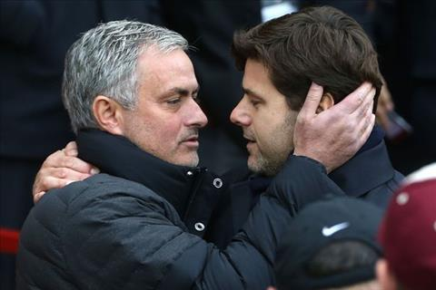 Mourinho va Pochettino tang boc nhau truoc them dai chien hinh anh