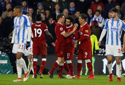 Klopp rang ro voi su tro lai cua Liverpool hinh anh