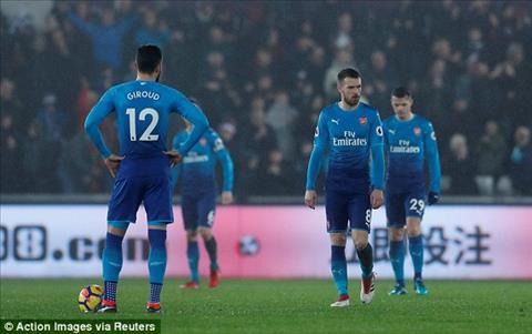 Wenger can loi voi tran thua soc cua Arsenal hinh anh