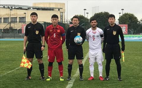 Nhận định U23 Việt Nam vs U23 Palestine, 19h30 ngày 038 Chờ một hình ảnh