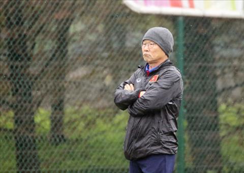 U23 Viet Nam dau Palestine Thu nghiem cuoi cung cua thay Park hinh anh