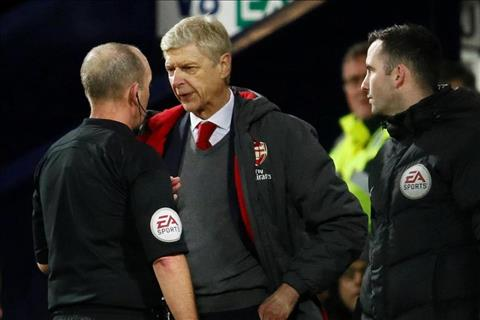 Wenger bo lo tran dau tien cua Arsenal sau hon 1200 tran hinh anh