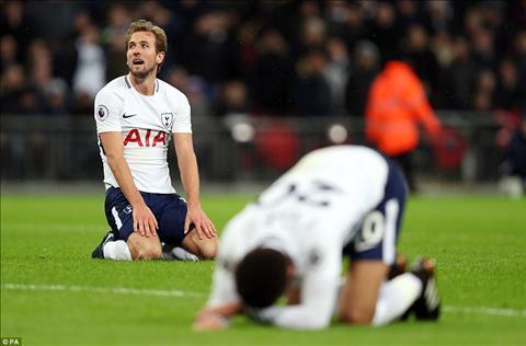 Tong hop Tottenham 1-1 West Ham (Vong 21 Premier League 201718) hinh anh