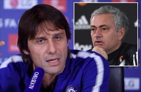 Conte va Mourinho