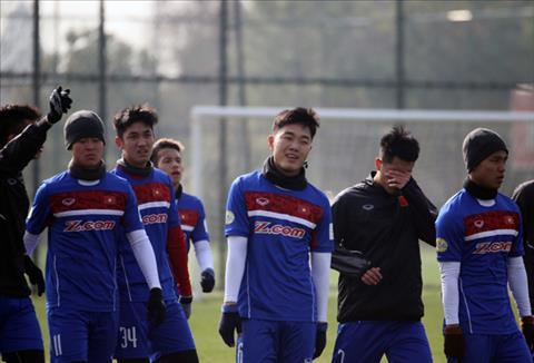 U23 Viet Nam va nhung van de can lam truoc VCK U23 chau A 2018 hinh anh