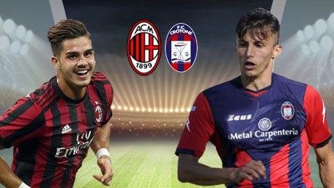 Nhan dinh Milan vs Crotone 21h00 ngay 61 (Serie A 201718) hinh anh