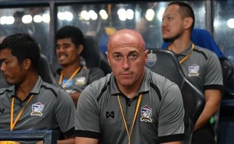 HLV U23 Thai Lan noi gi khi bi loai som o VCK chau A 2018 hinh anh