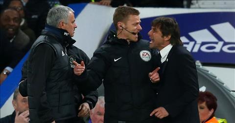 Mourinho va Conte dau da nhau nhu lu mat tri hinh anh