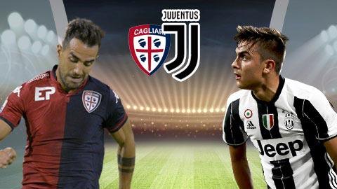 Cagliari vs Juventus 2h00 ngày 34 (Serie A 201819) hình ảnh