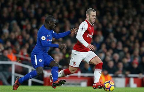 Goc Arsenal Hai mang sang toi cua Jack Wilshere hinh anh