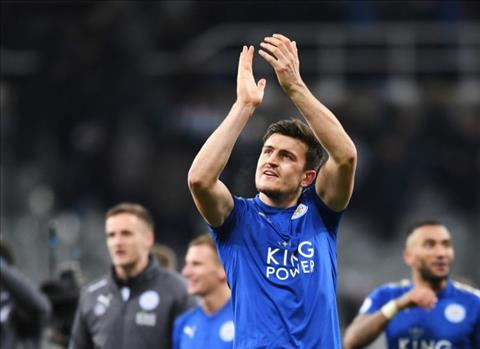 Harry Maguire phat bieu ve tuong lai hinh anh