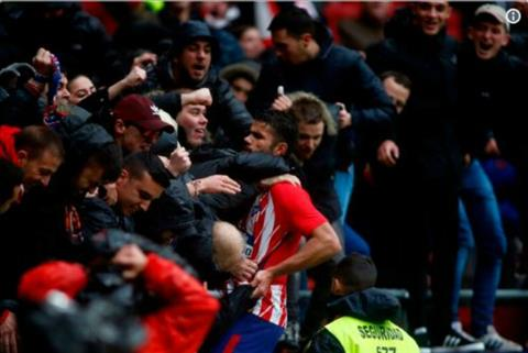 Tong hop Atletico Madrid 2-0 Getafe (Vong 18 La Liga 201718) hinh anh