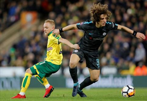 Tong hop Norwich 0-0 Chelsea (Vong 3 FA Cup 201718) hinh anh