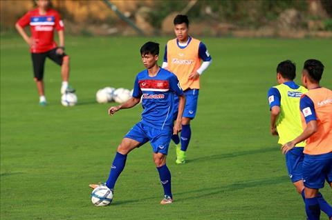 Doi hinh U23 Viet Nam du VCK U23 chau A Ai se thay the A Hoang hinh anh