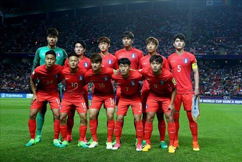 Thu quan U23 Han Quoc xem thuong nang luc U23 Viet Nam hinh anh