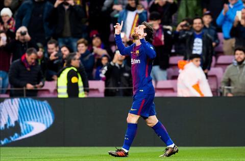 Messi ghi ban vao luoi Levante