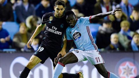 Du am Celta Vigo 2-2 Real Madrid Ken ken lo tu huyet hinh anh