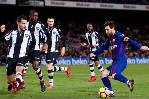 Barca thang de Levante Co mot Valverde Team dang so hinh anh 2