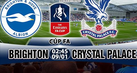 Nhan dinh Brighton vs Crystal Palace 02h45 ngay 91 (FA Cup 201718) hinh anh