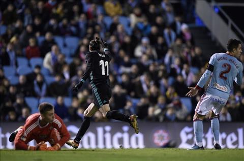 Nhung thong ke dang nho sau tran Celta Vigo 2-2 Real Madrid hinh anh 2